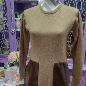 J. Crew 100% Merino Wool Sweater Size S